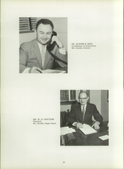 Page 14, 1960 Edition, Mount Healthy High School - Zem Zem Yearbook (Cincinnati, OH) online yearbook collection
