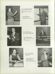 Page 16, 1960 Edition, Mount Healthy High School - Zem Zem Yearbook (Cincinnati, OH) online yearbook collection