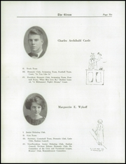 Page 10, 1923 Edition, Walnut Hills High School - Remembrancer Yearbook (Cincinnati, OH) online yearbook collection