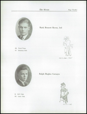 Page 16, 1923 Edition, Walnut Hills High School - Remembrancer Yearbook (Cincinnati, OH) online yearbook collection
