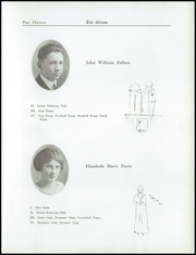 Page 17, 1923 Edition, Walnut Hills High School - Remembrancer Yearbook (Cincinnati, OH) online yearbook collection