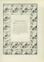 Page 13, 1931 Edition, Walnut Hills High School - Remembrancer Yearbook (Cincinnati, OH) online yearbook collection