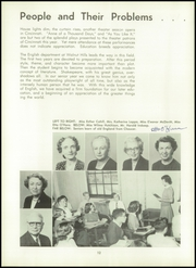 Page 16, 1950 Edition, Walnut Hills High School - Remembrancer Yearbook (Cincinnati, OH) online yearbook collection