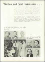 Page 17, 1950 Edition, Walnut Hills High School - Remembrancer Yearbook (Cincinnati, OH) online yearbook collection