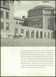 Page 8, 1950 Edition, Walnut Hills High School - Remembrancer Yearbook (Cincinnati, OH) online yearbook collection