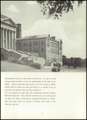 Page 9, 1950 Edition, Walnut Hills High School - Remembrancer Yearbook (Cincinnati, OH) online yearbook collection