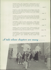 Page 11, 1952 Edition, Walnut Hills High School - Remembrancer Yearbook (Cincinnati, OH) online yearbook collection