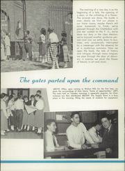 Page 12, 1952 Edition, Walnut Hills High School - Remembrancer Yearbook (Cincinnati, OH) online yearbook collection