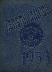 1953 Edition, Walnut Hills High School - Remembrancer Yearbook (Cincinnati, OH)