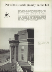 Page 10, 1953 Edition, Walnut Hills High School - Remembrancer Yearbook (Cincinnati, OH) online yearbook collection