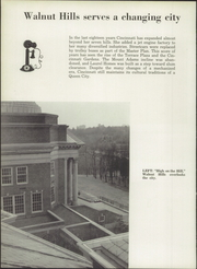 Page 12, 1953 Edition, Walnut Hills High School - Remembrancer Yearbook (Cincinnati, OH) online yearbook collection