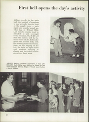 Page 16, 1953 Edition, Walnut Hills High School - Remembrancer Yearbook (Cincinnati, OH) online yearbook collection