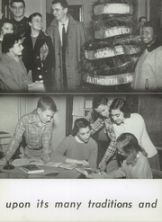 Page 10, 1956 Edition, Walnut Hills High School - Remembrancer Yearbook (Cincinnati, OH) online yearbook collection