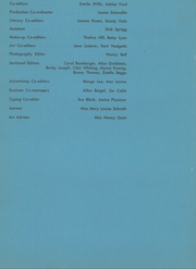 Page 4, 1956 Edition, Walnut Hills High School - Remembrancer Yearbook (Cincinnati, OH) online yearbook collection