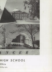 Page 7, 1956 Edition, Walnut Hills High School - Remembrancer Yearbook (Cincinnati, OH) online yearbook collection