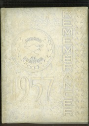 1957 Edition, Walnut Hills High School - Remembrancer Yearbook (Cincinnati, OH)