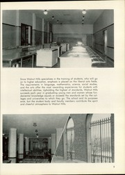 Page 9, 1957 Edition, Walnut Hills High School - Remembrancer Yearbook (Cincinnati, OH) online yearbook collection