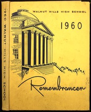 1960 Edition, Walnut Hills High School - Remembrancer Yearbook (Cincinnati, OH)