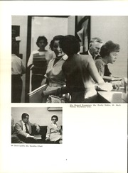 Page 12, 1963 Edition, Walnut Hills High School - Remembrancer Yearbook (Cincinnati, OH) online yearbook collection