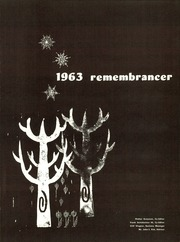 Page 5, 1963 Edition, Walnut Hills High School - Remembrancer Yearbook (Cincinnati, OH) online yearbook collection