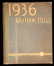 Page 1, 1936 Edition, Western Hills High School - Annual Yearbook (Cincinnati, OH) online yearbook collection