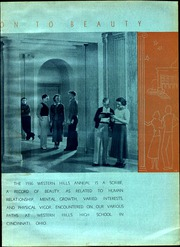 Page 7, 1936 Edition, Western Hills High School - Annual Yearbook (Cincinnati, OH) online yearbook collection