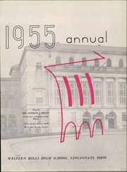 Page 7, 1955 Edition, Western Hills High School - Annual Yearbook (Cincinnati, OH) online yearbook collection