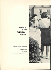 Page 8, 1966 Edition, Western Hills High School - Annual Yearbook (Cincinnati, OH) online yearbook collection