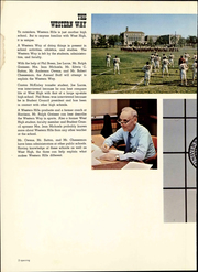 Page 6, 1973 Edition, Western Hills High School - Annual Yearbook (Cincinnati, OH) online yearbook collection