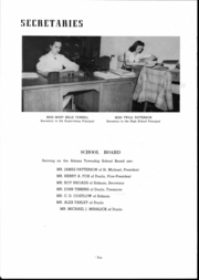 Page 11, 1945 Edition, Adams Township High School - Mirage Yearbook (St Michael, PA) online yearbook collection