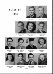 Page 17, 1945 Edition, Adams Township High School - Mirage Yearbook (St Michael, PA) online yearbook collection