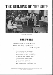 Page 3, 1945 Edition, Adams Township High School - Mirage Yearbook (St Michael, PA) online yearbook collection