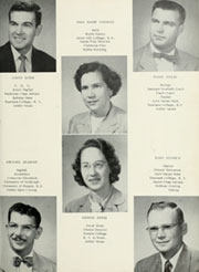 Adams Township High School - Mirage Yearbook (St Michael, PA) online yearbook collection, 1956 Edition, Page 11