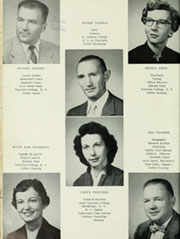 Page 12, 1956 Edition, Adams Township High School - Mirage Yearbook (St Michael, PA) online yearbook collection