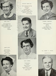 Page 13, 1956 Edition, Adams Township High School - Mirage Yearbook (St Michael, PA) online yearbook collection
