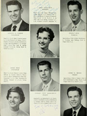 Page 16, 1956 Edition, Adams Township High School - Mirage Yearbook (St Michael, PA) online yearbook collection