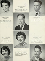 Page 17, 1956 Edition, Adams Township High School - Mirage Yearbook (St Michael, PA) online yearbook collection