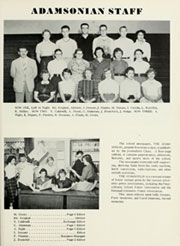 Adams Township High School - Mirage Yearbook (St Michael, PA) online yearbook collection, 1956 Edition, Page 45