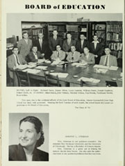 Page 8, 1956 Edition, Adams Township High School - Mirage Yearbook (St Michael, PA) online yearbook collection