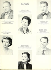 Page 11, 1958 Edition, Adams Township High School - Mirage Yearbook (St Michael, PA) online yearbook collection