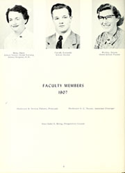 Page 12, 1958 Edition, Adams Township High School - Mirage Yearbook (St Michael, PA) online yearbook collection