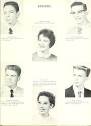 Page 17, 1958 Edition, Adams Township High School - Mirage Yearbook (St Michael, PA) online yearbook collection