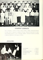 Adams Township High School - Mirage Yearbook (St Michael, PA) online yearbook collection, 1958 Edition, Page 42