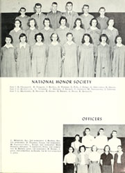Adams Township High School - Mirage Yearbook (St Michael, PA) online yearbook collection, 1958 Edition, Page 43