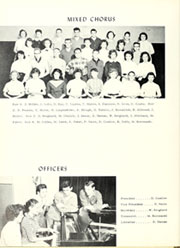 Adams Township High School - Mirage Yearbook (St Michael, PA) online yearbook collection, 1958 Edition, Page 50