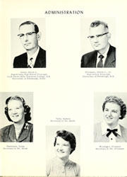 Page 7, 1958 Edition, Adams Township High School - Mirage Yearbook (St Michael, PA) online yearbook collection