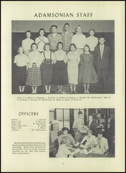 Adams Township High School - Mirage Yearbook (St Michael, PA) online yearbook collection, 1959 Edition, Page 53