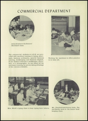 Adams Township High School - Mirage Yearbook (St Michael, PA) online yearbook collection, 1959 Edition, Page 9