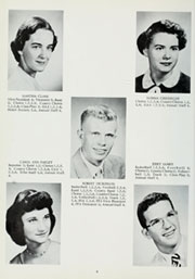 Page 14, 1955 Edition, River Valley High School - Donian Yearbook (Caledonia, OH) online yearbook collection