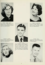 Page 15, 1955 Edition, River Valley High School - Donian Yearbook (Caledonia, OH) online yearbook collection